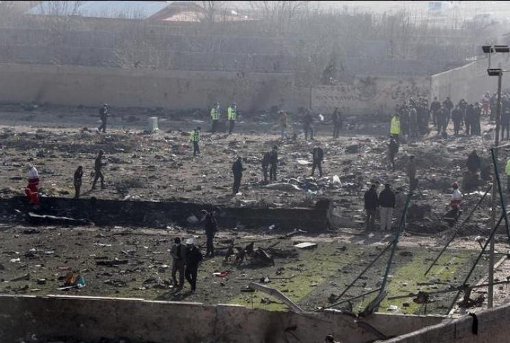 Катастрофа літака МАУ: Україна та Іран д…