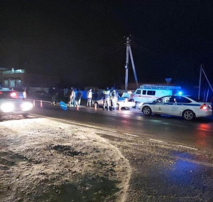 У Тбіліському районі п'яний водій наїхав…