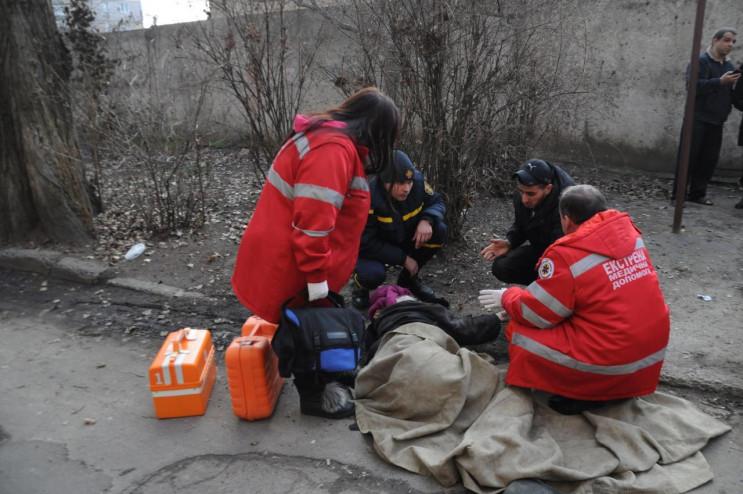 У Кропивницькому з пожежі врятували пенс…