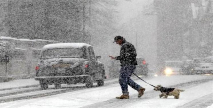 У Сумах три дні поспіль сипатиме сніг…