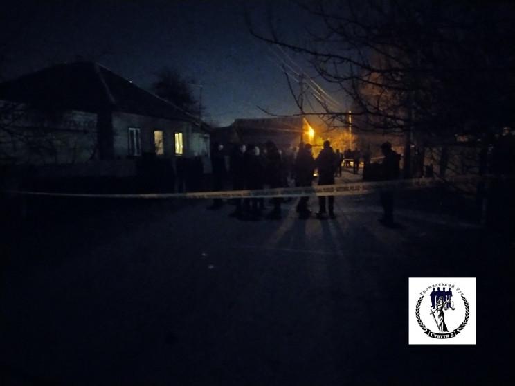 На Кропивниччині вбили двох людей з вогн…