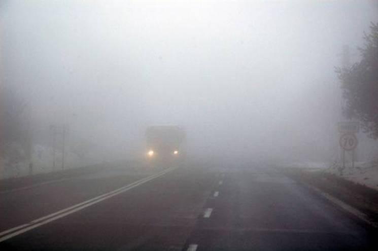 Синоптики предупредили о тумане и гололе…