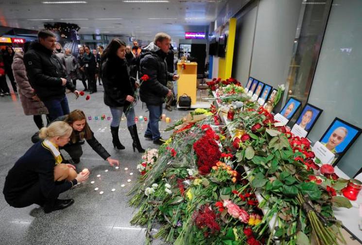 """Трагедії двох """"Боїнгів"""": Як Київ та Ваши…"""