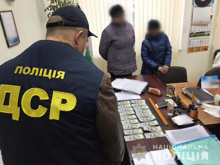 """На Херсонщині голова ОТГ """"погоріла"""" на х…"""