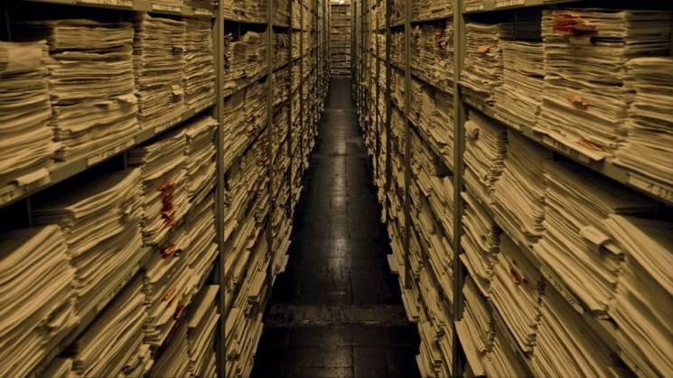 Архивы КГБ: Как на послевоенной Херсонщи…