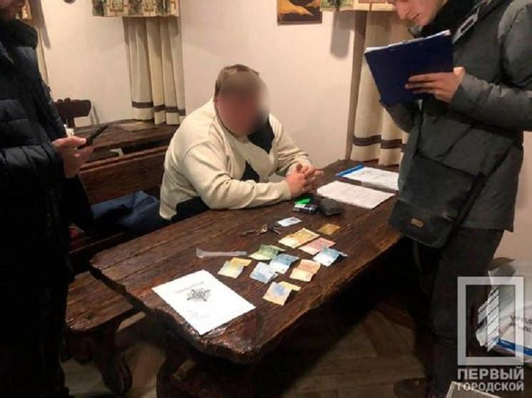На Днепропетровщине заместителя председа…