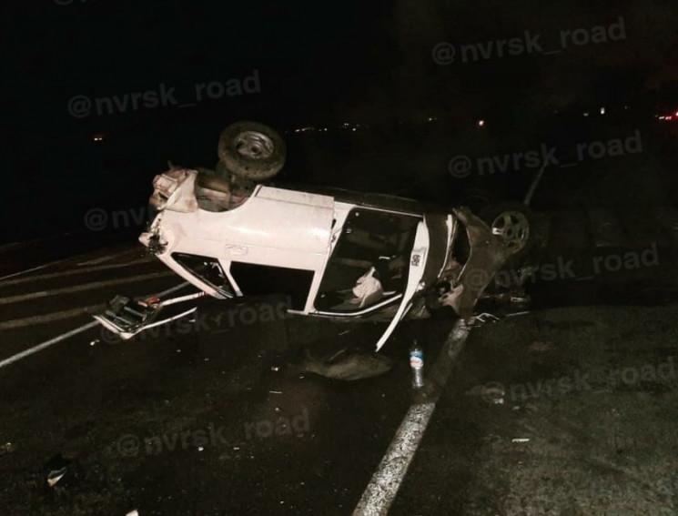 У Новоросійську сталася смертельна аварі…