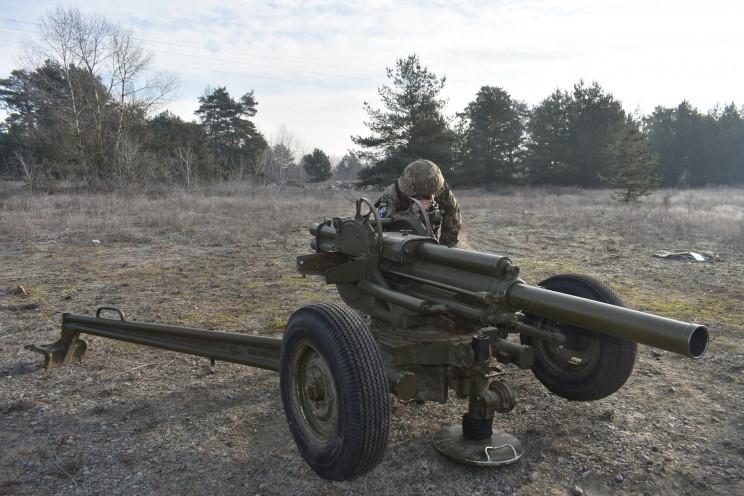 Поряд із Дніпром десантники гатили з мін…