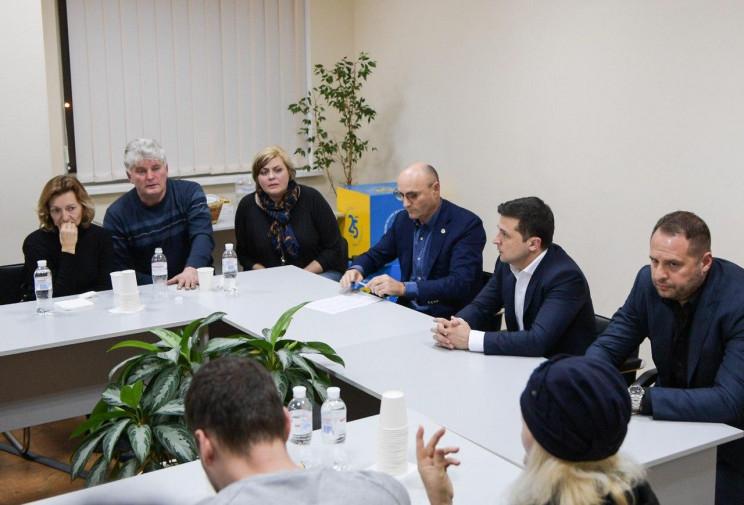 Пристайко провел в Офисе Президента брифинг о расследовании крушения украинского самолета в Иране - Цензор.НЕТ 2534