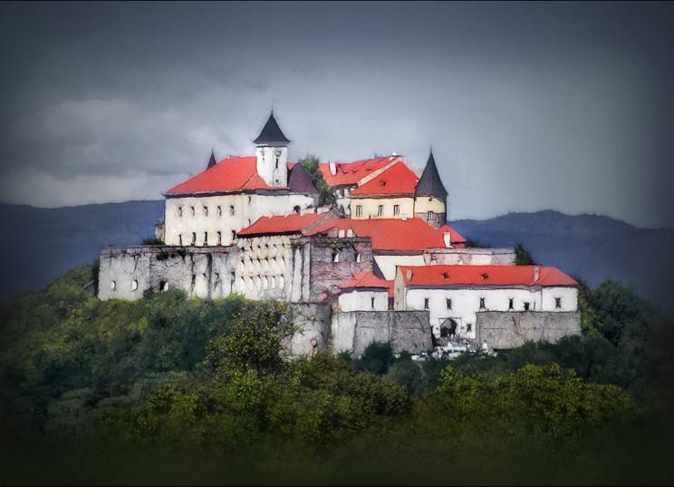 Привиди, чорти і Дракула: Які замки Зака…