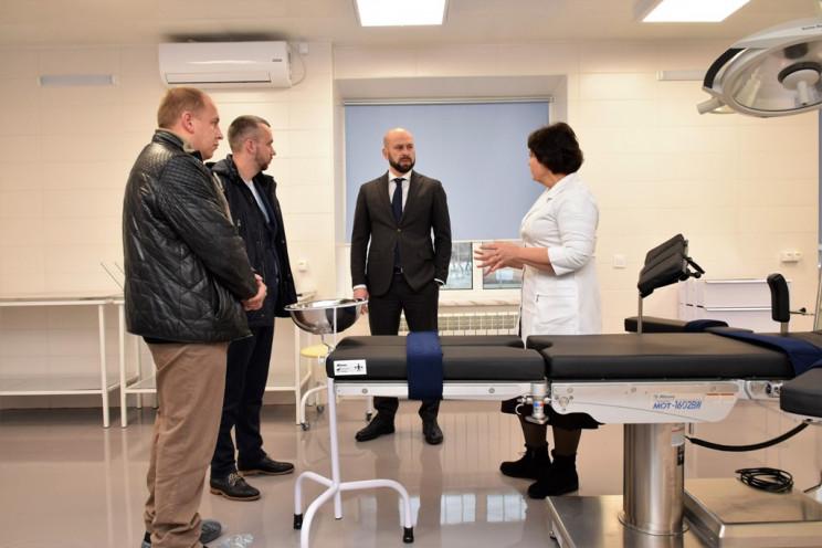 Хірургія обласної лікарні у Кропивницько…