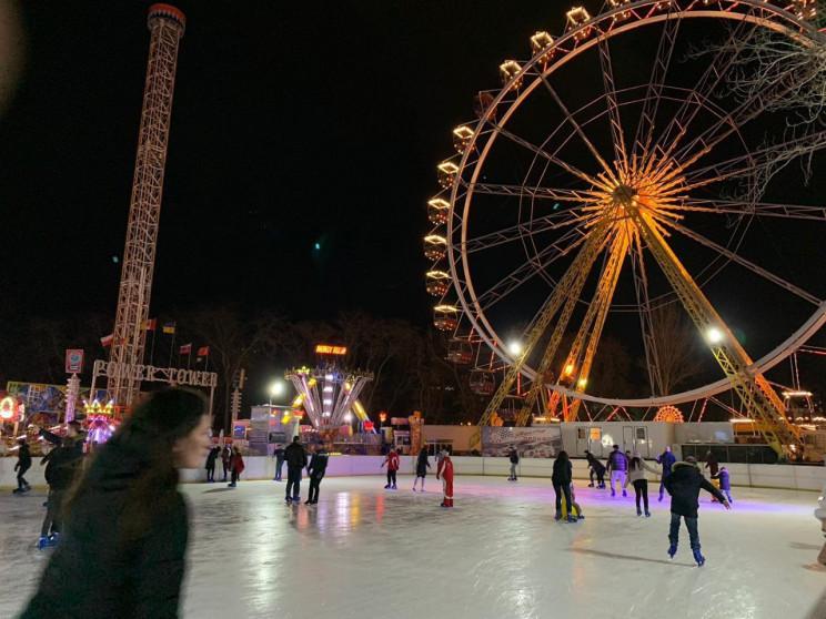 ТОП-7 льодових арен: Де в Одесі покатати…
