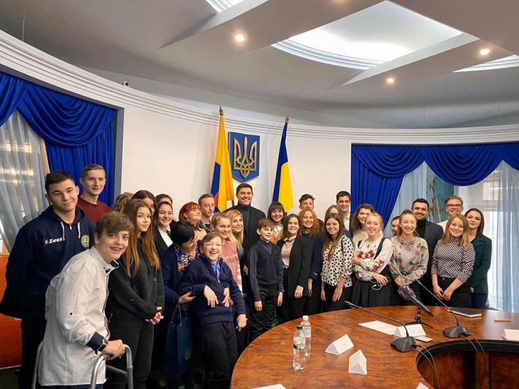 На Одесчине появится Детский общественны…