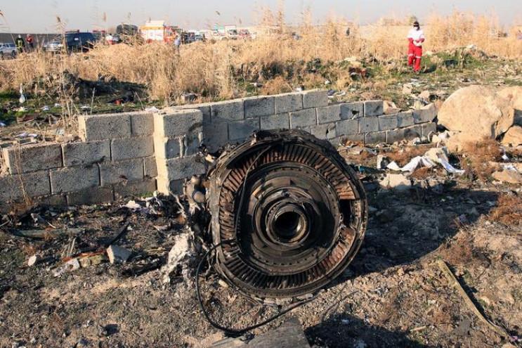 Іран визнав, що збив український літак…