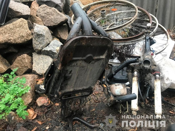 На Харьковщине подростки украли и сдали…