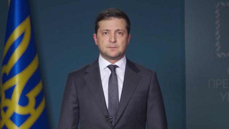 Зеленський записав відеозвернення щодо з…