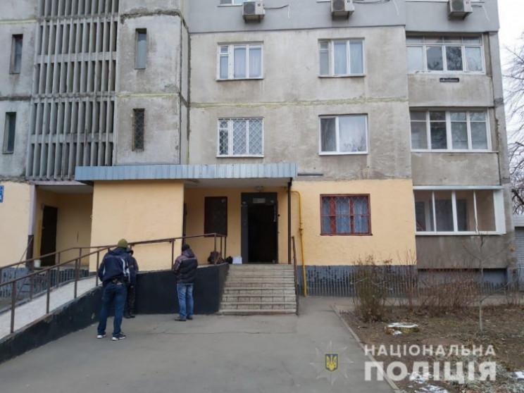 В Харькове арестовали мужчину, который п…