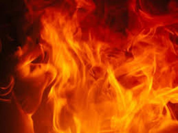 На Дунаєвеччині вогонь знищив півтори то…