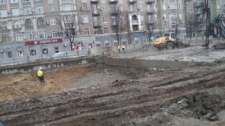 Як будують метро в місті Дніпро (відео)