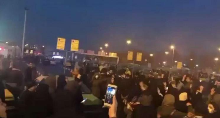 У Тегерані розганяють протестувальників:…