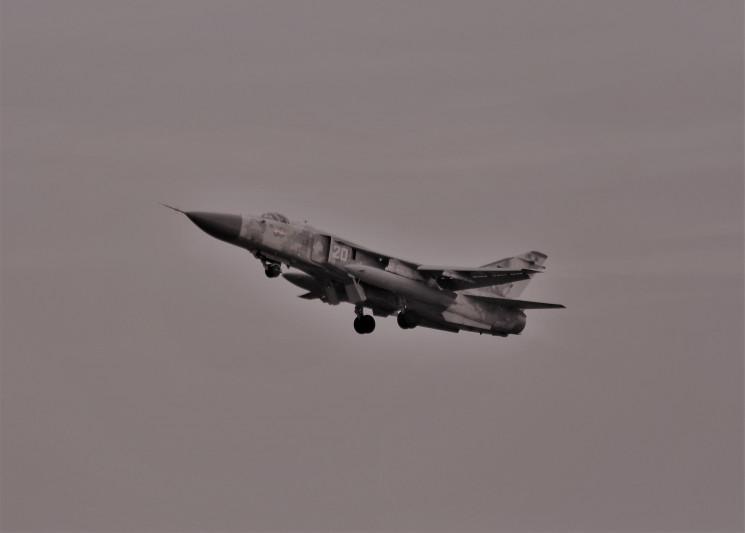 Первые командирские полеты в новом году…