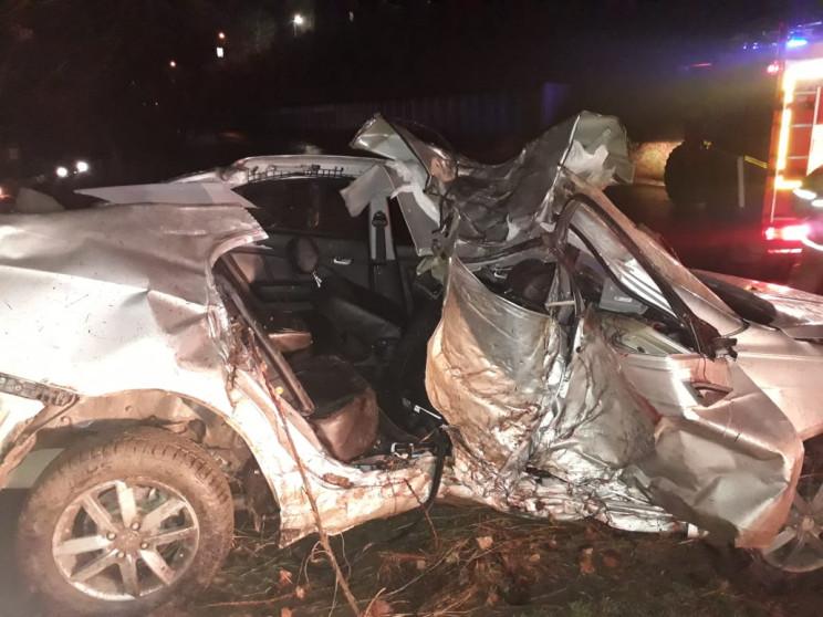 В Анапі сталася жахлива аварія, двоє люд…