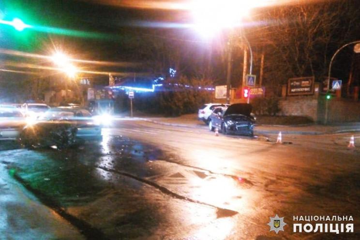 У Хмельницькому в вечірній ДТП травмувал…