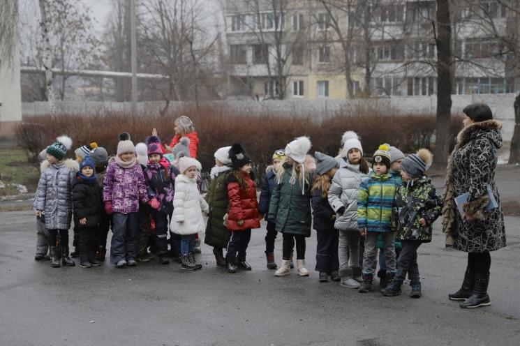 У Дніпрі з дошкільного закладу евакуювал…