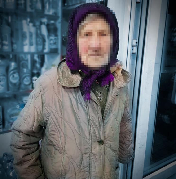 Бабусю, що загубилася в Хмельницькому, д…