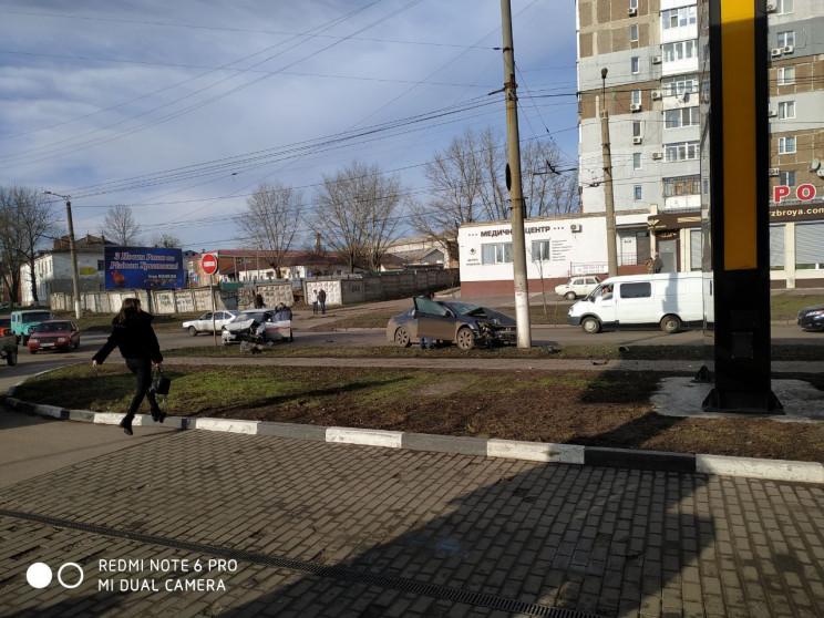 У Кропивницькому на Полтавській сталася…