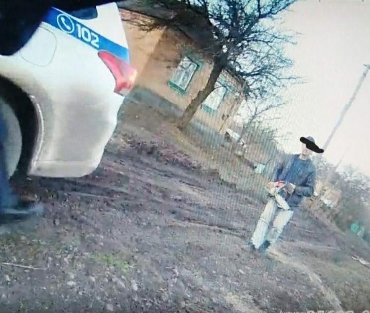 На Кропивнитчине водитель врезался в заб…