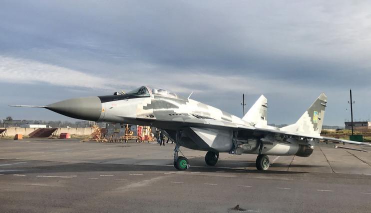 Український МіГ-29МУ2 готовий до державн…