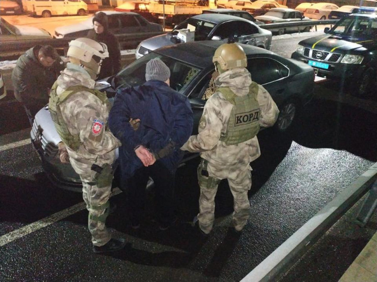 На Закарпатті поліція затримала організа…
