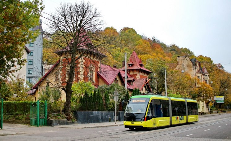 Як курсуватимуть львівські трамваї відре…