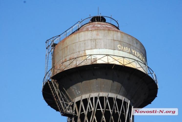 У Миколаєві можуть реконструювати вежу Ш…