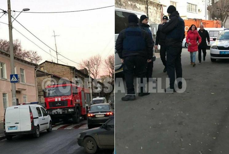 В Одесі у дитячому садочку шукають вибух…