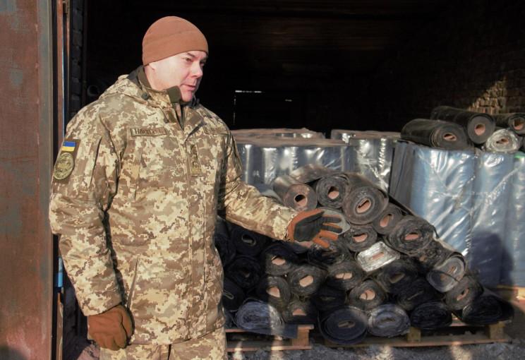 На Донбас примчало 20 тонн гуманітарки…
