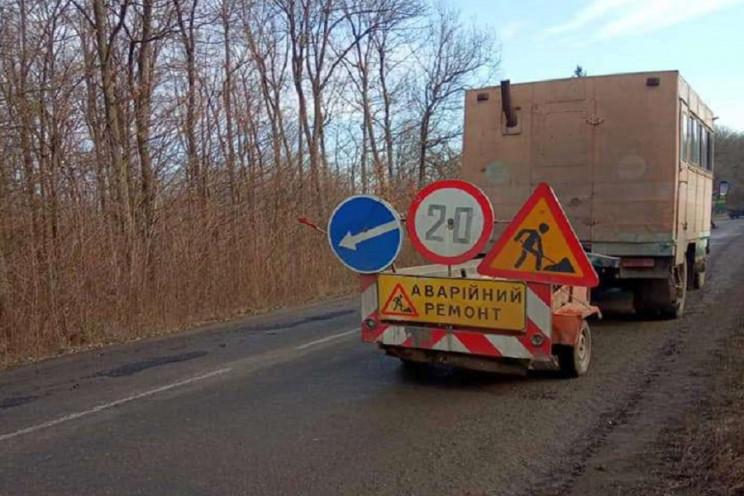 На дорогах Вінниччини знайшли 170 тисяч…