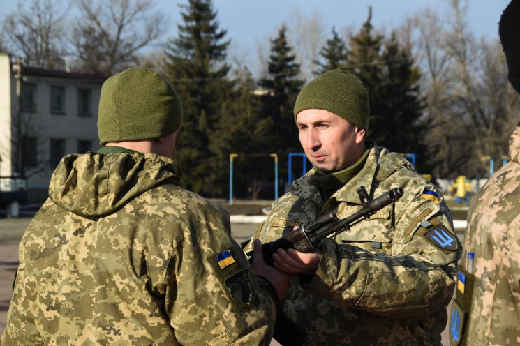 На Дніпропетровщині у бойовій бригаді ст…