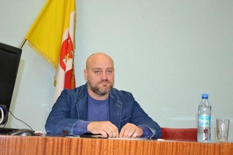 На Одещині представили голову Болградськ…