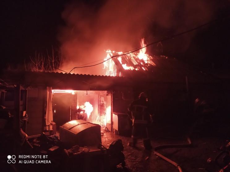 У Кропивницькому районі вщент згоріла сп…