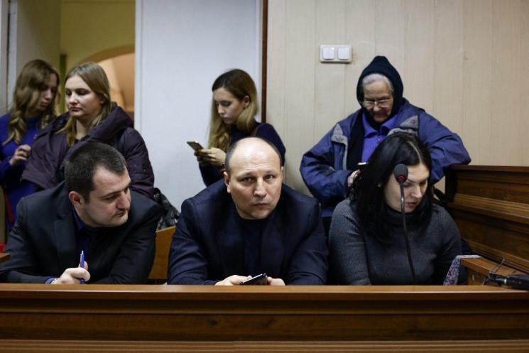 Суд задовільнив відвід призначених Рябош…