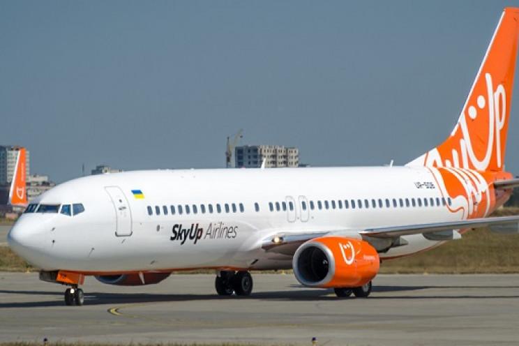 Український лоукостер відкрив нові рейси…