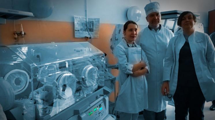 Ізяславська лікарня отримала в подарунок…