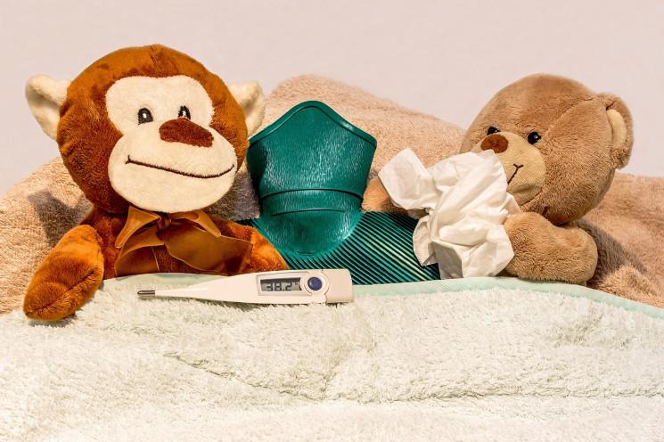 Понад 70% хворих на грип та ГРВІ одеситі…
