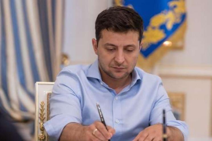 Зеленський призначив суддю на Одещині…