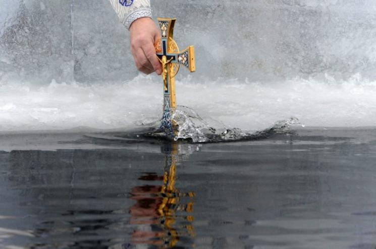 Як відзначатимуть Водохреща в Мукачеві…