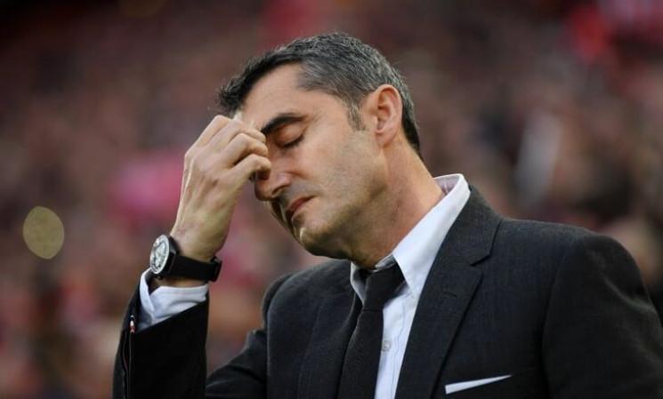 """Колишній тренер """"Барселони"""" розплакався…"""