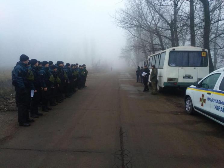 На вулиці селища на Дніпропетровщині вив…
