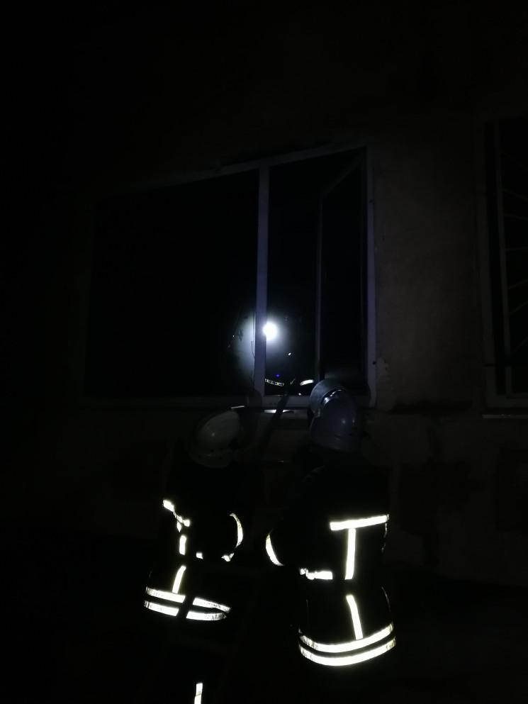 В Кропивницком из-за обогревателя горело…